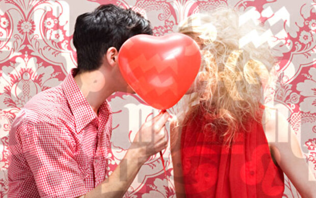 Ihr Valentinstag steht in den Sternen!