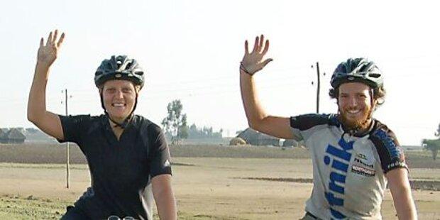 Grazer Weltumradler-Paar überquerte 2. Mal Äquator