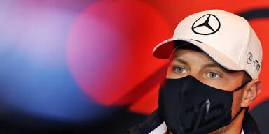Formel-1-Hammer: Bottas droht sofortiges Aus