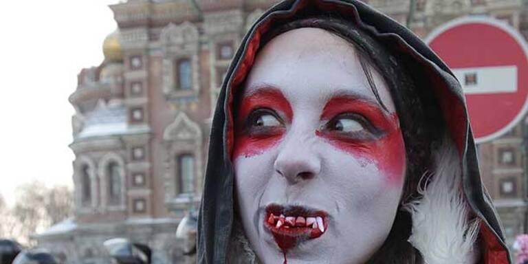 Anti-Vampir-Set kommt unter den Hammer