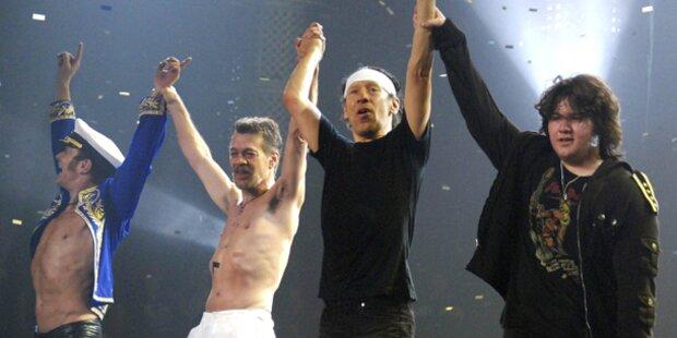 Van Halen mit neuer CD im Februar