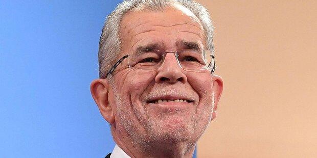 Hofburg-Wahl: Das ist das offizielle Endergebnis