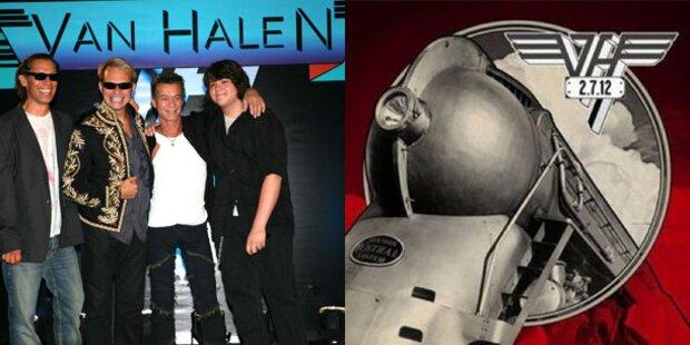 Van Halen rocken mit neuem Album