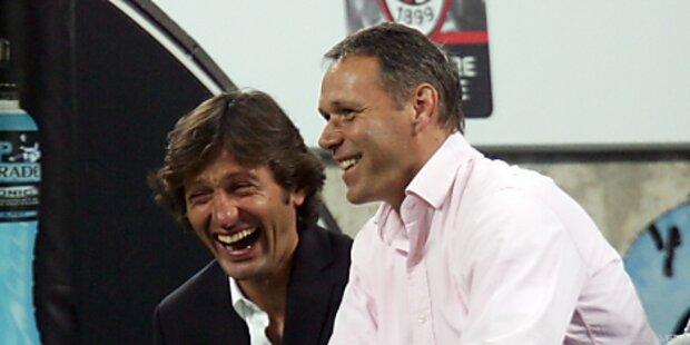 Berlusconi will Van Basten als Milan-Coach