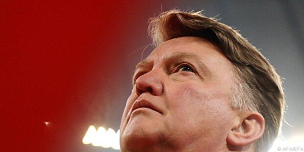 Van Gaal will deutscher Bundestrainer werden