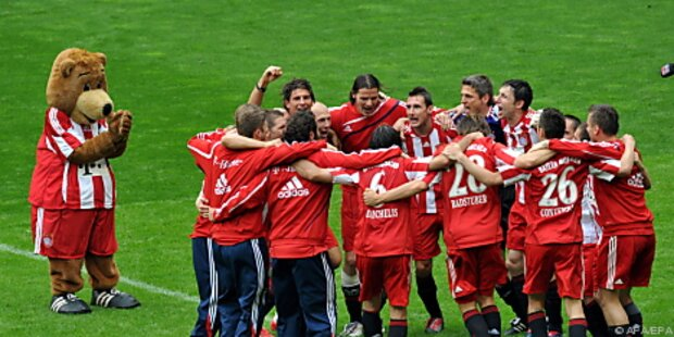 FC Bayern feierte 22. Meistetitel