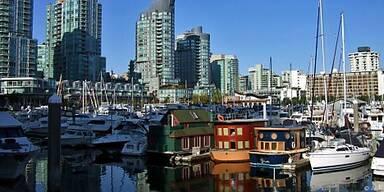 Vancouver: Mischung aus Hongkong und San Franscico