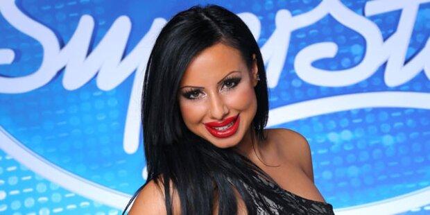 DSDS: Vanessa rsikiert dicke Lippe bei Bohlen