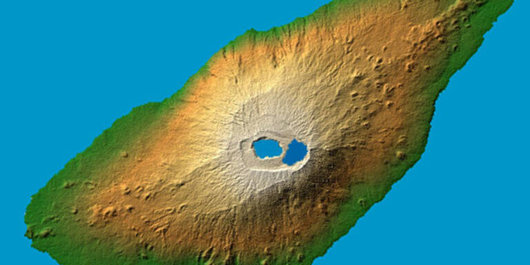 Pazifikinsel wegen drohenden Vulkanausbruchs geräumt