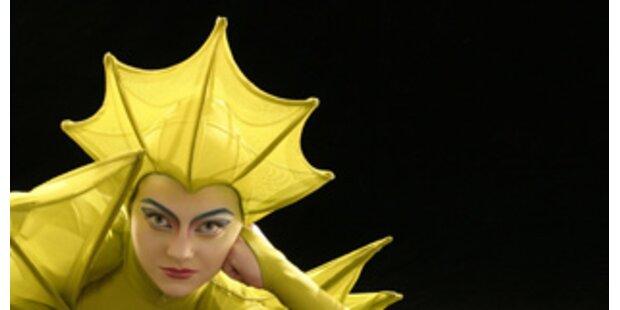 Cirque du Soleil - Tickets für die Magier