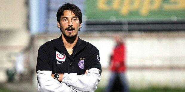 Vastic wird Austria-Trainer