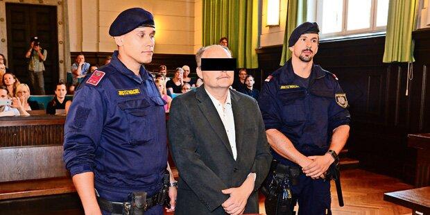 Sohn erstickte Vater: 18 Monate teilbedingte Haft