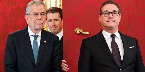 Geheim-Treffen: Finale für Koalition