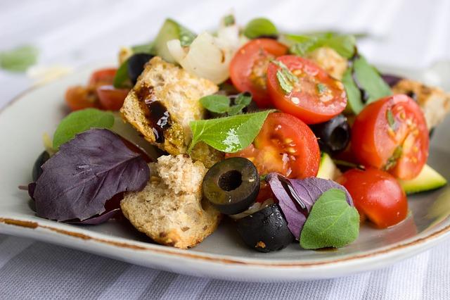 Kröswang - ADV - Veganismus - Salat