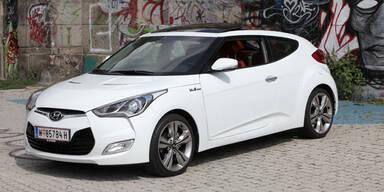 Der neue Hyundai Veloster im Test