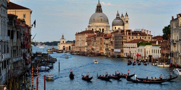 Venedig will Touristen-Zahl deckeln