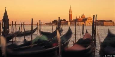 Venezianer leiden unter dem Tourismus