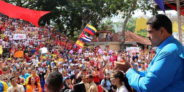 Venezuela verlässt Organisation Amerikanischer Staaten