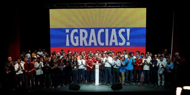 Venezuela: 7,1 Millionen bei Referendum gegen Maduro