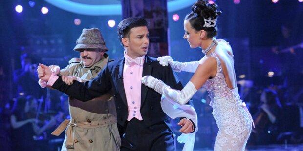 So tanzen sich Ventre & Co. ins Halbfinale