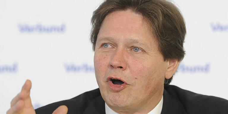 Verbund-Chef: 2011 zufriedenstellend