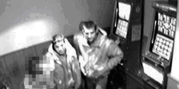 Löst Kamera den Messer-Mord?