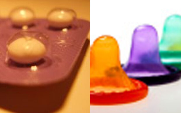 Pille und Kondom Nr.1 bei Jugend
