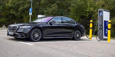 Mercedes S-Klasse jetzt auch als Plug-in-Hybrid