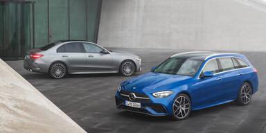 Das kostet die völlig neue Mercedes C-Klasse