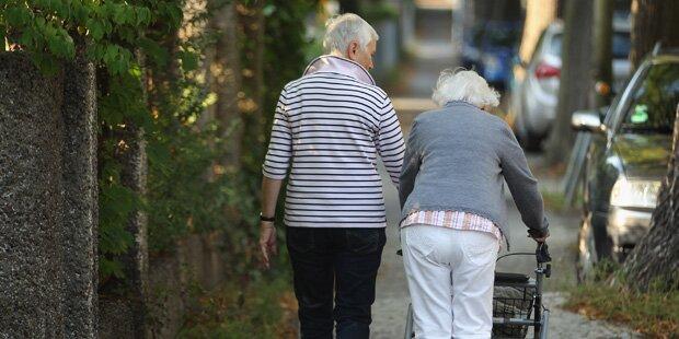 So gefährlich ist Verkehr für Senioren