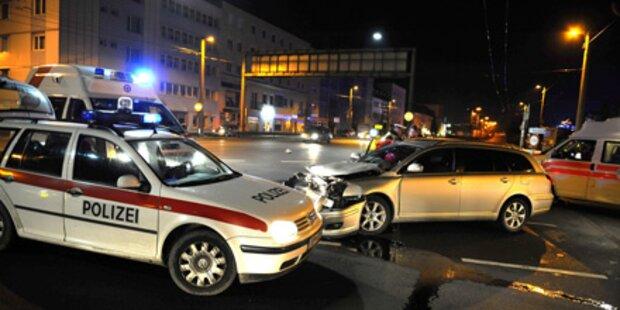 Neun Verkehrstote letzte Woche