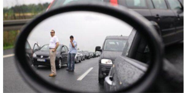 Österreich verfehlt Verkehrssicherheitsziel