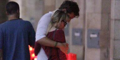 Verliebt: Renée Zellweger und Bradley Cooper