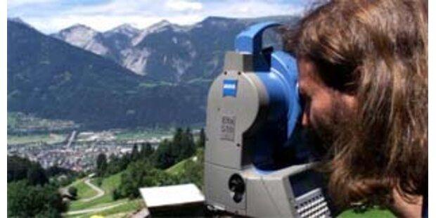 Hangrutsch in Tirol