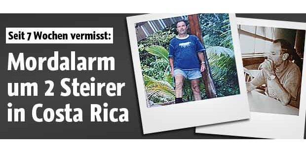 Mordalarm um zwei Steirer in Costa Rica
