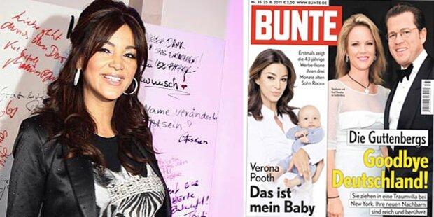 Verona: Das ist ihr süßer Sohn Rocco