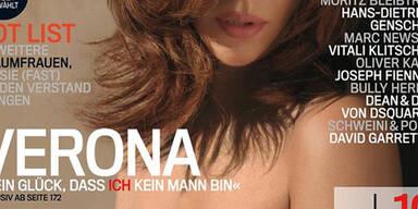 Sexy wie nie: Verona Pooth (40) in