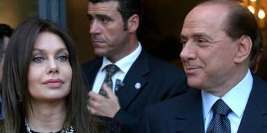 Veronica Lario & Silvio Berlusconi