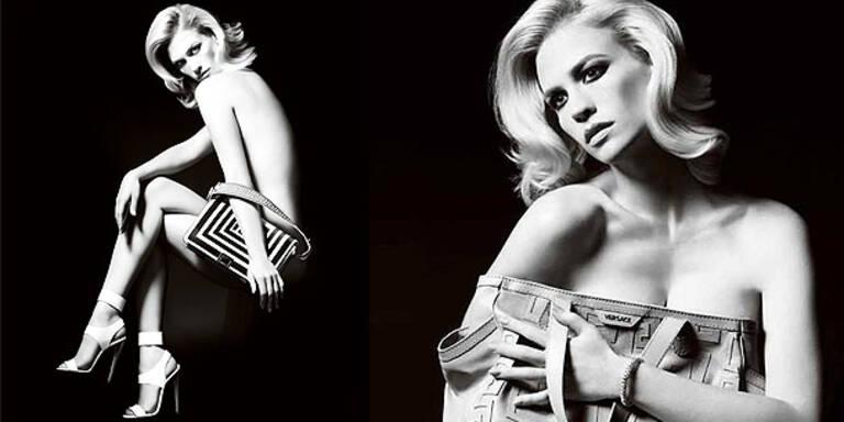 Versaces neues Gesicht: January Jones
