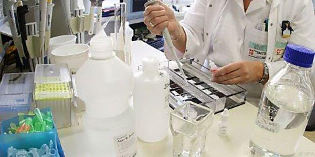 Grüner Einsatz für Wissenschaftsszene