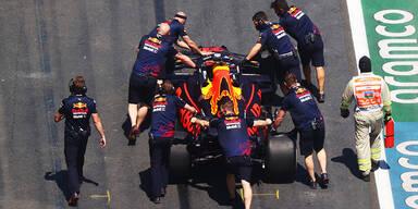 """Update: Verstappen-Auto """"wird fertig"""" fürs Qualifying"""