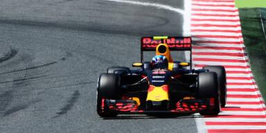 Verstappen vor Räikkönen und Vettel