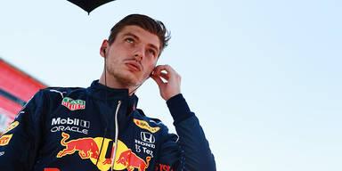 F1-Star Verstappen fällt auf Fake-Taxi rein