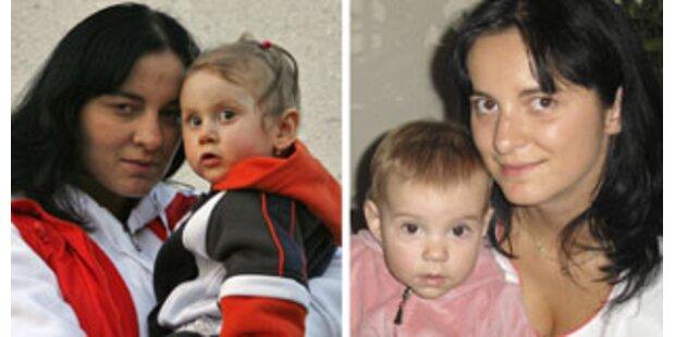 Vertauschte Babys sind bei leiblichen Eltern