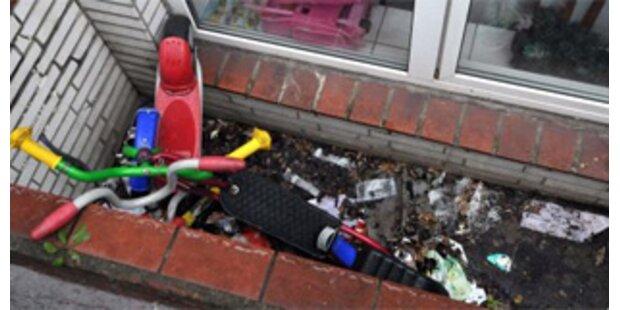 Grazer Familie lebte jahrelang im Müll