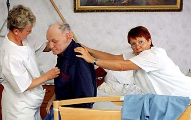 Ältere Patienten nach OP geistig fordern
