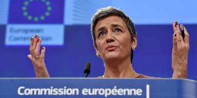 Neue EU-Gesetze bremsen Tech-Giganten ein