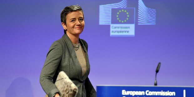 EU nimmt auch Amazon ins Visier