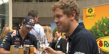 Sebastian Vettel Autogrammstunde