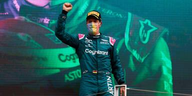 Vettel-Disqualifikation: Aston Martin legt Protest ein
